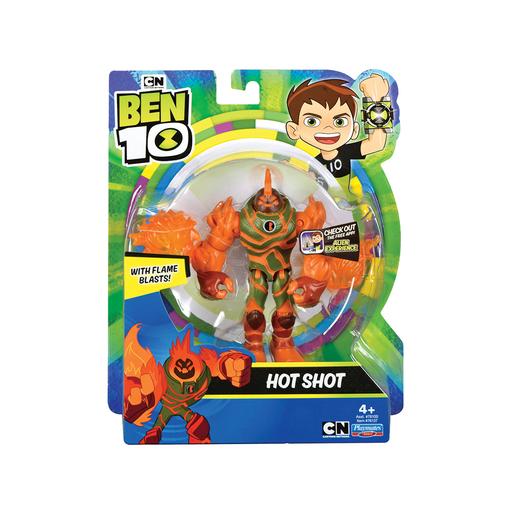 Ben 10 Hot Shot Figure