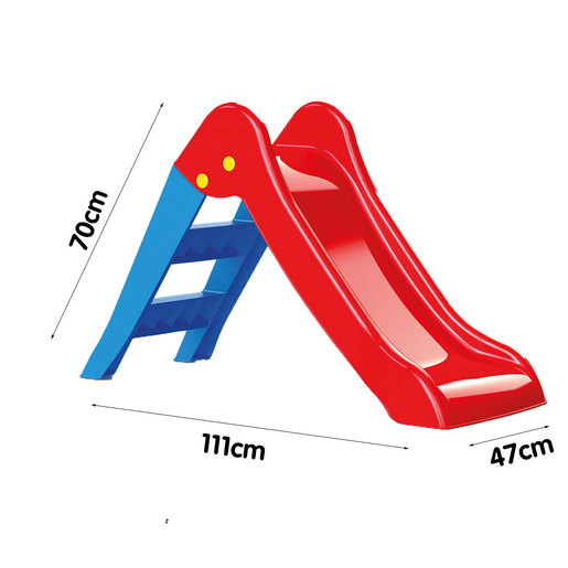 Dolu My First Slide - Red (H70cm x L111cm x W47cm)