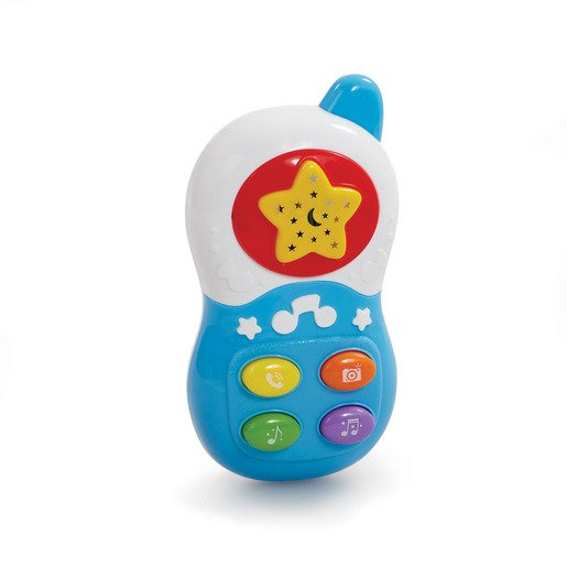 Little Lot Baby's First Phone