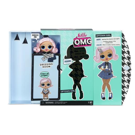 L.O.L Surprise! Outrageous Millennial Girls - Uptown Girl Fashion Doll