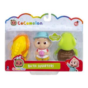 """""""CoComelon Bath Squirters - JJ, Fish And Turtle"""""""