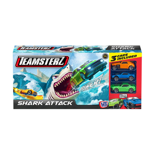Teamster Shark Attack Playset