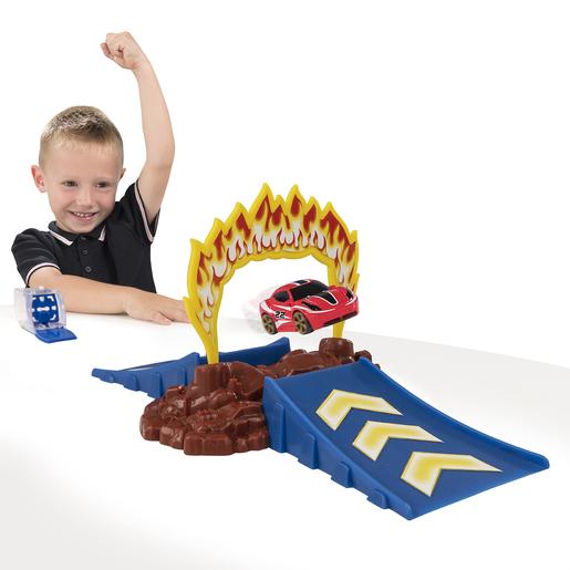 Teamsterz Micro Stunt Playset