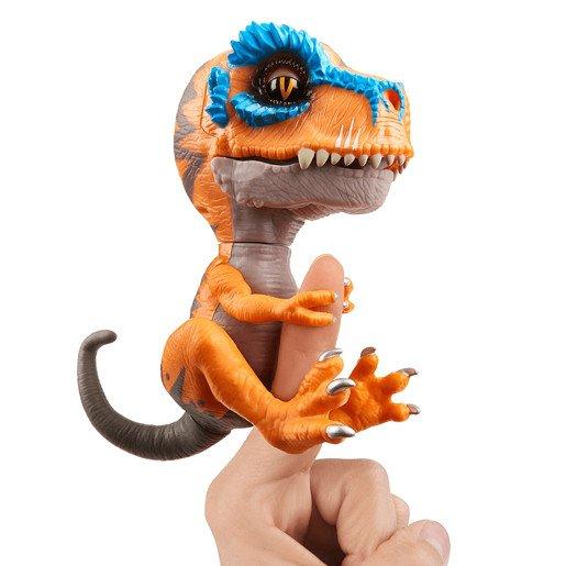 Untamed T-Rex by Fingerlings – Scratch