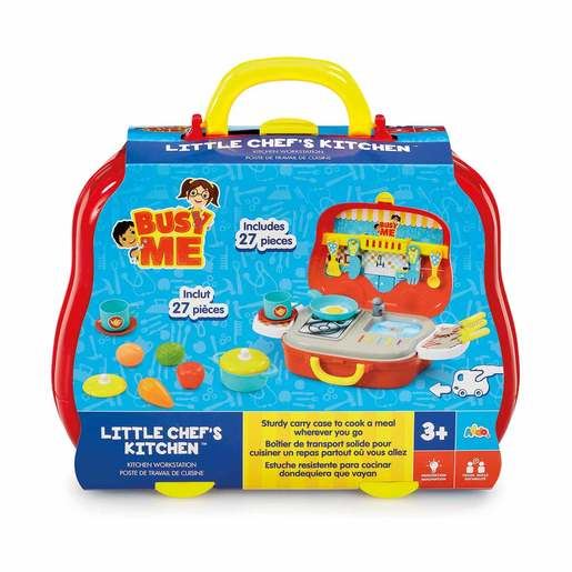 Busy Me Little Chef's Kitchen Playset