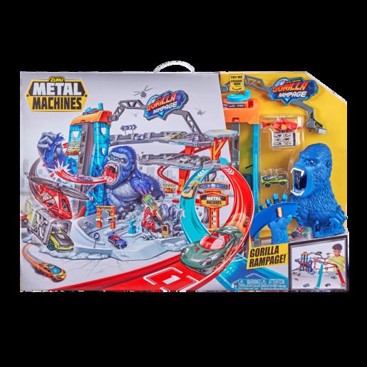 Metal Machines Gorilla Rampage Garage Playset