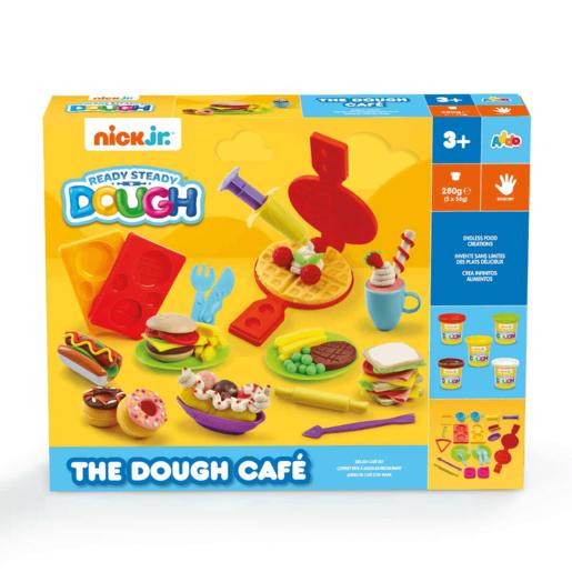 Nick Jr. Ready Steady Dough The Dough Café Playset