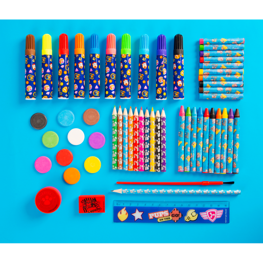 Paw Patrol Colouring Art Kit