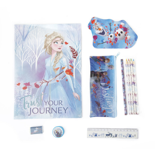 Disney Frozen 2 Bumper Stationery Set