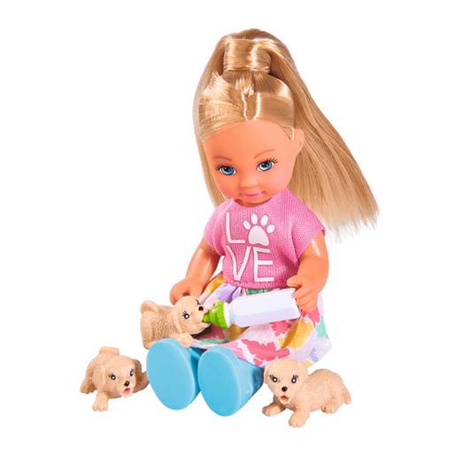 Evi Dog Sitter Doll