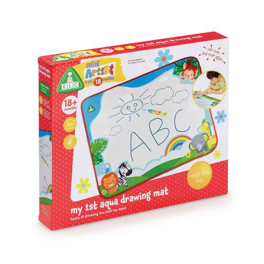 Early Learning Centre My First Aqua Drawing Mat