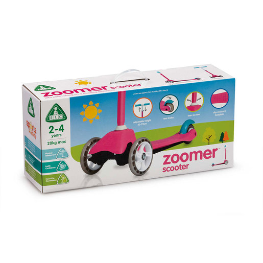 Early Learning Centre Zoomer Scooter Pink