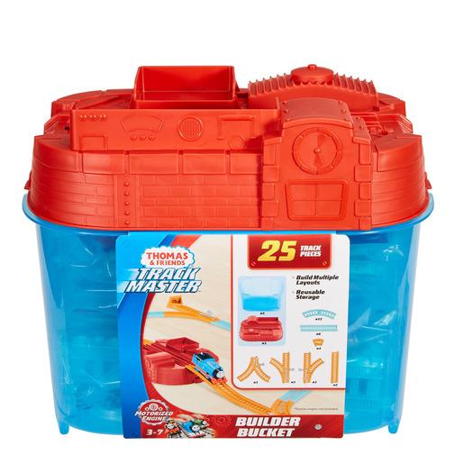 Fisher-Price Thomas & Friends TrackMaster Builder Bucket Train Set