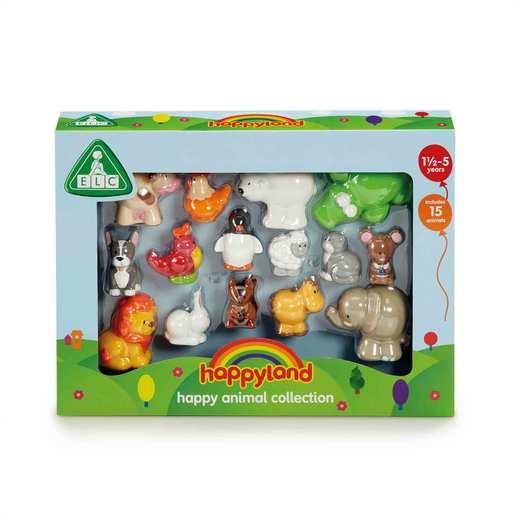 Happyland Happy Animal Collection