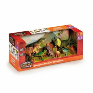 Awesome Animals Dinosaur Figurine Collection