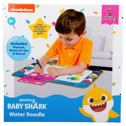 Baby Shark Water Doodle