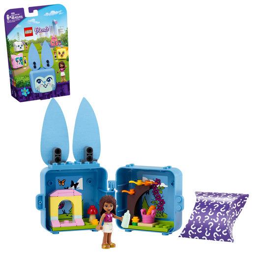 LEGO Friends Andrea's Bunny Cube - 41666