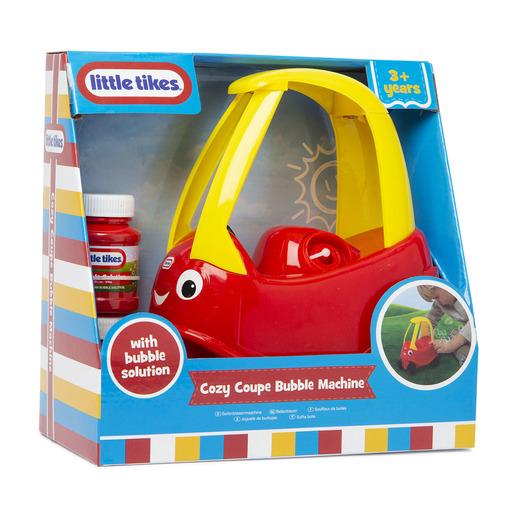 Little Tikes Cozy Coupe Bubble Machine