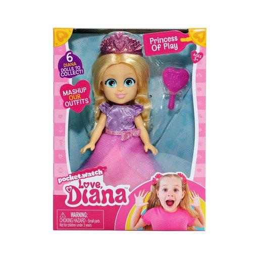 Love Diana 15cm Doll - Princess