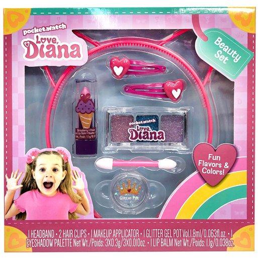 Love Diana Beauty Set