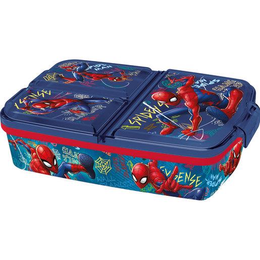 Marvel Spider-Man Graffiti Multi Compartment Lunch Box