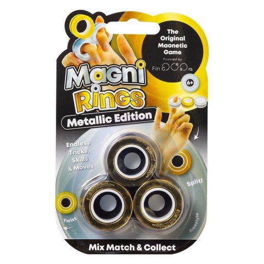 Metallic Magni Rings Fidget Toy (Styles Vary)