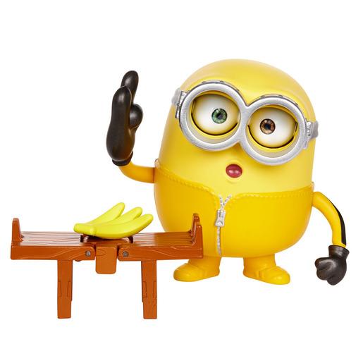 Minions: The Rise of Gru - Loud 'N Rowdy Bob Figure