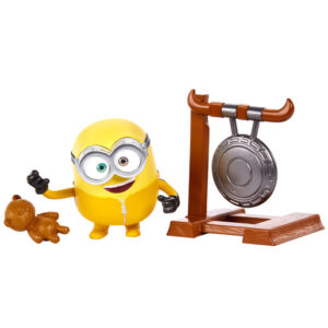 Minions: The Rise of Gru Button Activated Action Striking Bob