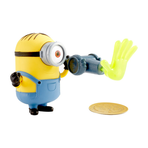 Minions: The Rise of Gru Button Activated Sticky Hand Stuart