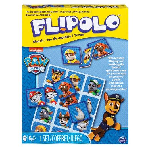Paw Patrol Flipolo Game