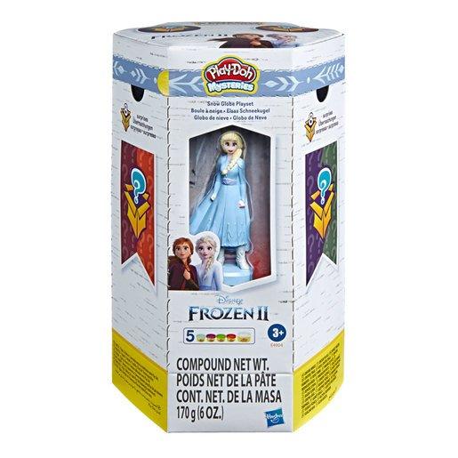 Play-Doh Mysteries Disney Frozen 2 Snow Globe Set