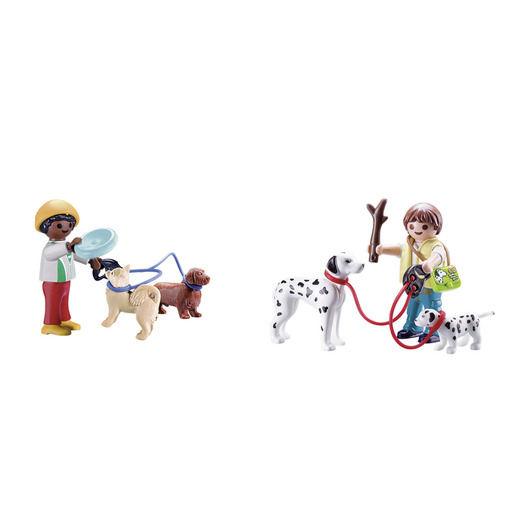 Playmobil 70530 City Life Puppy Playtime Large Carry Case Playset