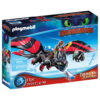 Playmobil 70727 Dragon Racing - Hiccup and Toothless Figures