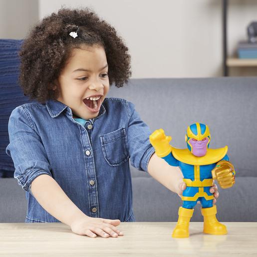Playskool Marvel Super Hero Adventures Mega Mighties Figure - Thanos