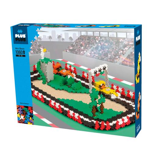 Plus-Plus Construction Set  - Race Track Kit