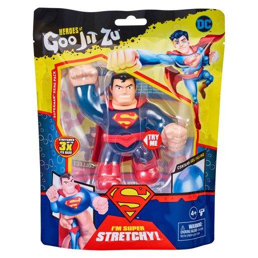 Heroes Of Goo Jit Zu Figure - DC Superman