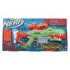 Nerf DinoSquad Motorised Dart Blaster - Rex Rampage