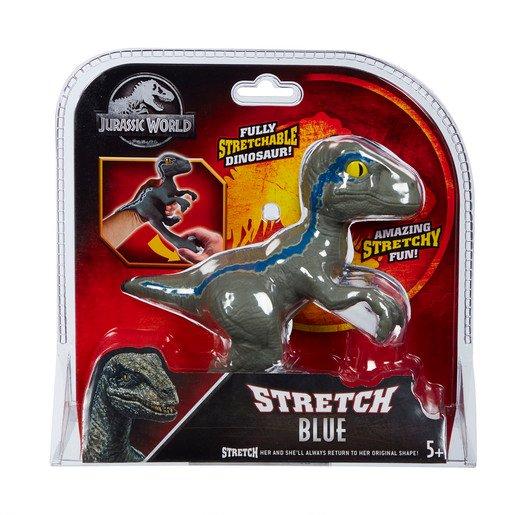 Jurassic World Stretch Blue Toy
