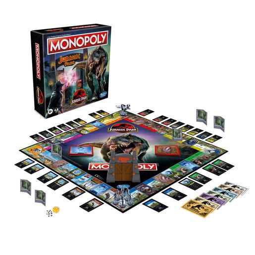 Monopoly Jurassic Park Edition
