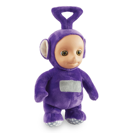 Teletubbies Talking 8 inch Soft Toy - Tinky Winky