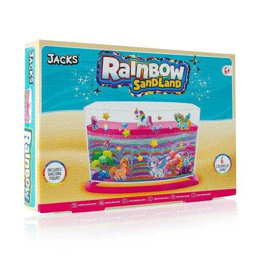 Rainbow Sand Land