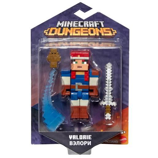 Minecraft Dungeons 8cm Figure - VALORIE