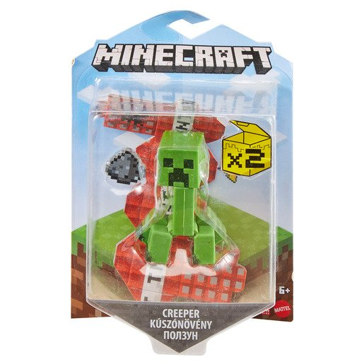 Minecraft 8cm Figure - Creeper