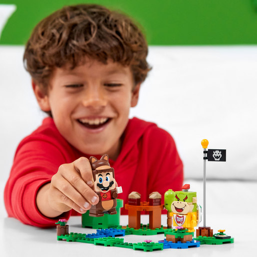 LEGO Super Mario Tanooki Mario Power-Up Pack - 71385