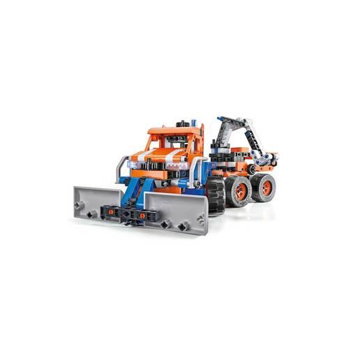 Clementoni Science Museum Mechanics Laboratory - Antartic Vehicle