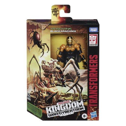 Transformers Generations: War for Cybertron - Black Arachnia