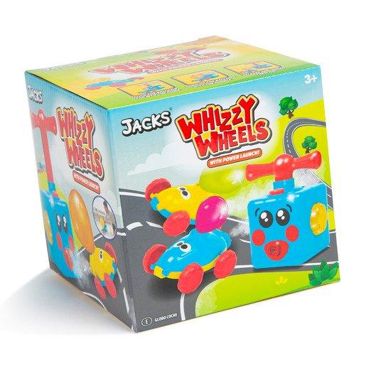 Jacks Whizzy Wheels Balloon Car Pump