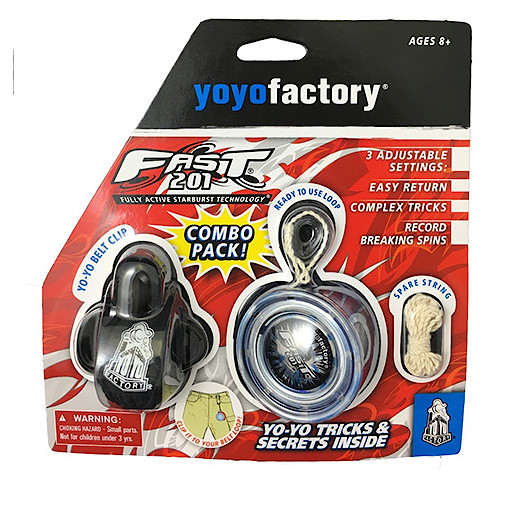 YoYo Factory FAST 201 & Belt Clip Combo