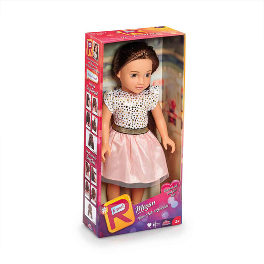 #Rfriends 46cm Doll - Megan