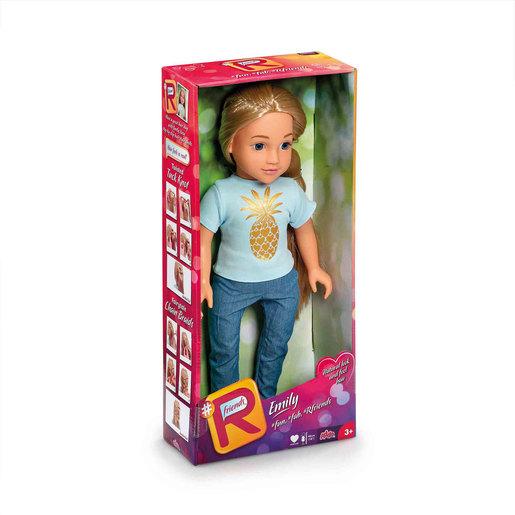 #Rfriends 46cm Doll - Emily